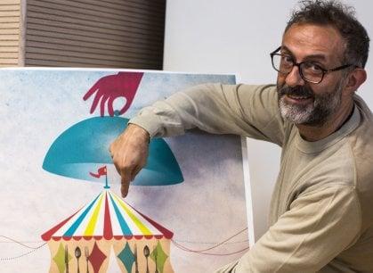 Tra Fellini e Bottura, a Rimini torna il circo gastronomico di Al Mèni