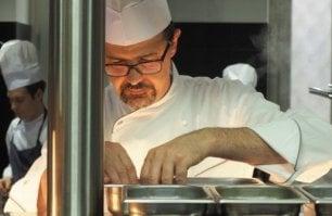 """L'amore di Antonio Guida  per il riso ha un """"segreto"""":  il Carnaroli di Greppi"""