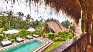 Sandal Glamping Tents, Bali, Indonesia