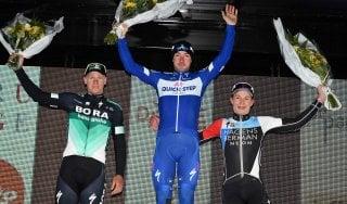 Ciclismo, La Panne: Viviani si impone allo sprint