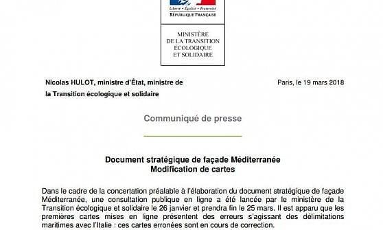 L'accordo di Caen su confini marittimi tra Italia e Francia: tutto quello che c'è da sapere