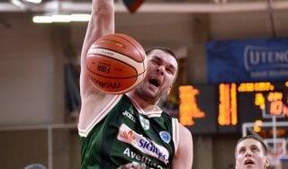 Basket, Europe Cup: Venezia piega il il Nizhny, Avellino ferma Utena