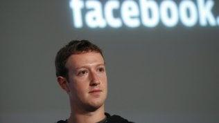 """Facebook, Zuckerberg: """"Fatti errori, io sono responsabile"""""""