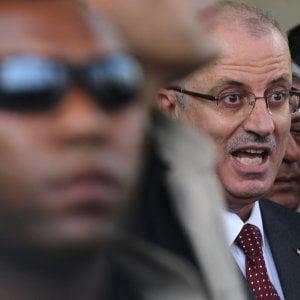 Gaza, morto il presunto responsabile dell'attentato al premier palestinese Hamdallah
