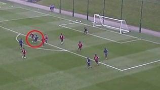 Super gol in allenamento, Messi è imprendibile: l'Italia è avvertita