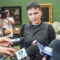 Ucraina, la top gun Savchenko arrestata con l'accusa di terrorismo