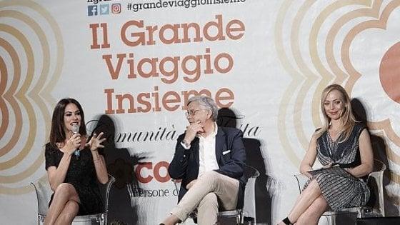 """Conad tra i vincitori del premio Aif Olivetti  per il """"Grande Viaggio Insieme"""""""
