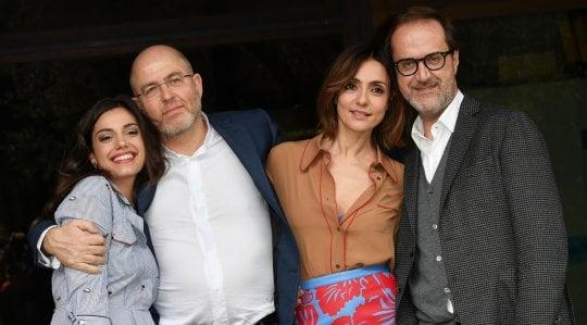 """Ambra e Gramellini in 'Cyrano': """"Raccontiamo l'amore sincero, senza condizioni"""""""