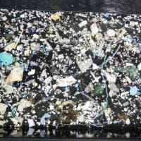 Pacifico: com'è grande l'isola di plastica