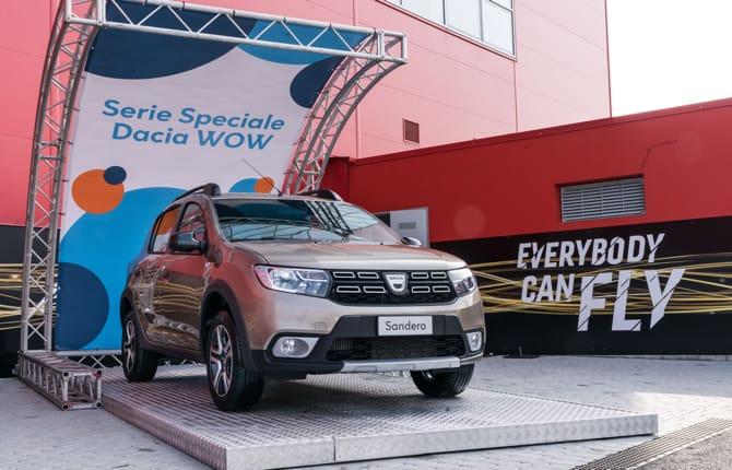 Dacia, arriva una nuova serie speciale