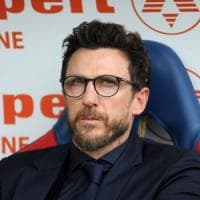 Roma, febbre Barcellona: Olimpico sold out. Di Francesco: ''Nessuna paura''