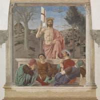 La Resurrezione torna a splendere: il capolavoro di Piero della Francesca prima e dopo il...