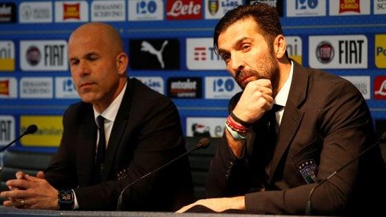 Buffon: 'Non sono qui per fare passerella, Dybala? Spero abbia sentito Sampaoli'