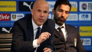"""Di Biagio: """"Ripartire subito"""". Buffon: """"Polemiche su di me? L'Italia è un Paese strano"""""""