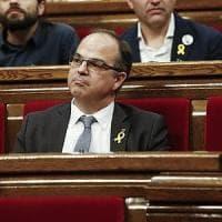 Catalogna, fumata nera: Turull non raggiunge il quorum per la presidenza