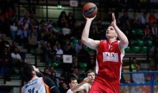 Basket, Eurolega: Micov non basta a Milano, Valencia passa 89-93
