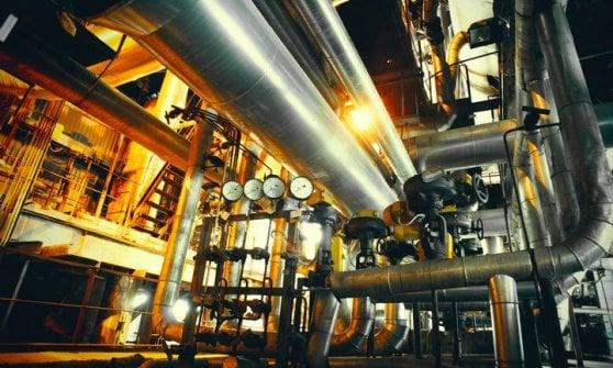 Snam rende l'Italia un hub del gas, al via export