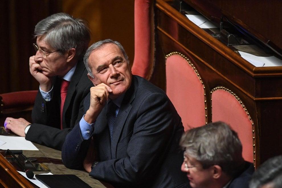 Fotostoria il primo giorno di camera e senato della xviii for Diretta dal parlamento