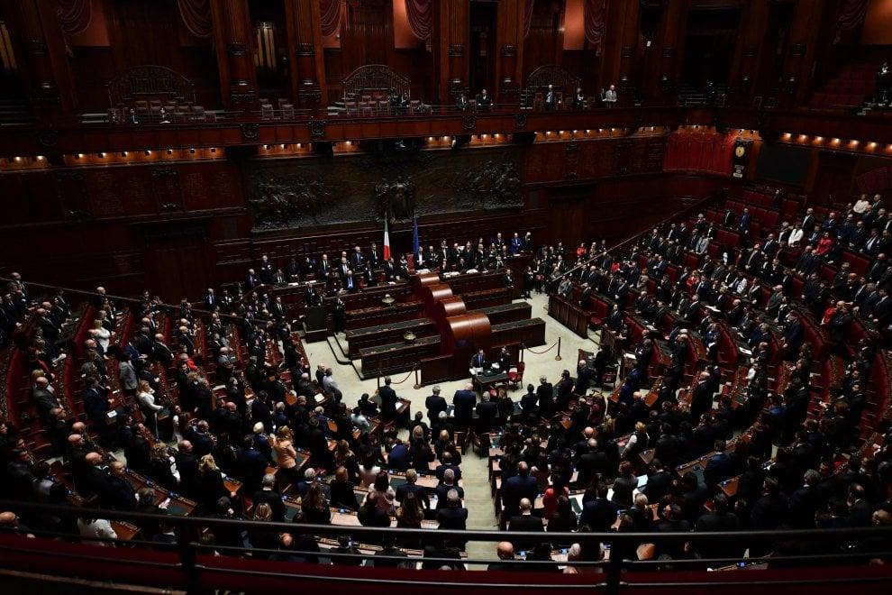 Fotostoria: il primo giorno di Camera e Senato della XVIII legislatura