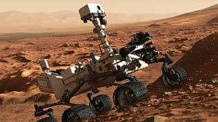 Duemila giorni su Marte: le avventure di Curiosity