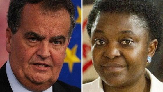 Consulta: Calderoli processabile per gli insulti razzisti a Kyenge
