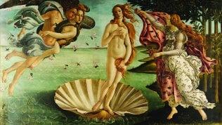 """""""C'è un simbolo della vita sotto il manto della Venere di Botticelli"""""""