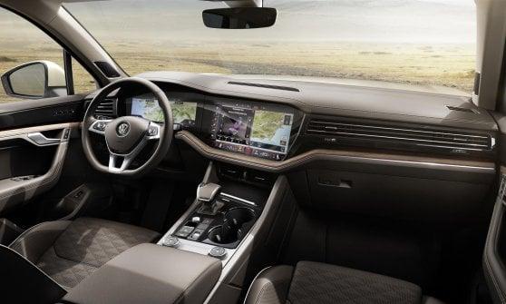 Nuova Volkswagen Touareg, il futuro è servito
