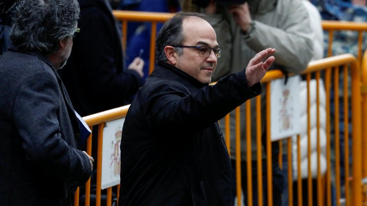 Carcerazione preventiva per Jordi Turull, l'ex consellers del governo catalano