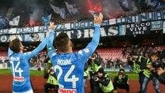 Napoli, contro il Sassuolo si gioca alle 18: ma è caos sui biglietti