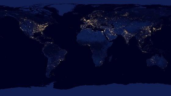 Ora della Terra (EARTH HOUR): luci spente per un'ora
