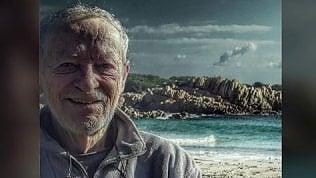 """Il """"Robinson Crusoe"""" italiano:vive da solo sull'isola di Budelli"""