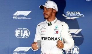 F1, Gp Australia: pole di Hamilton, poi Raikkonen e Vettel