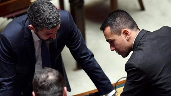 Parlamento si torna a votare accordo m5s centrodestra for Si svolgono alla camera