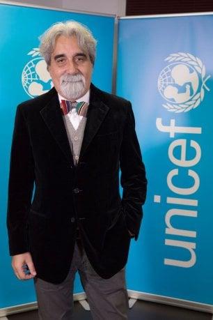 Il maestro Vessicchio ambasciatore Unicef