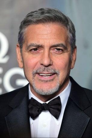Clooney e Amal alla marcia degli studenti contro le armi