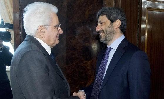 """Colle, Gentiloni si è dimesso da presidente del Consiglio: """"Orgoglioso di aver servito l'Italia, grazie a tutto il governo"""""""