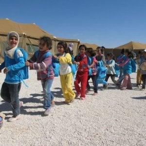 Giordania,  due centri educativi aperti per sostenere oltre 26mila bambini siriani
