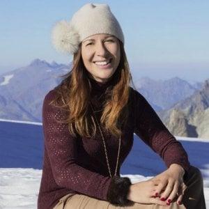 Federica Bieller, dalle terme ha scalato il Monte Bianco