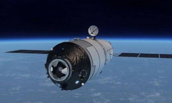 Tutto quello che c'è da sapere sulla stazione spaziale cinese in caduta sulla Terra
