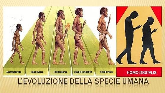 L'Homo Sapiens e l'igiene digitale