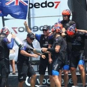 America's Cup 2021, scelta la sede: si gareggerà ad Auckland