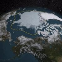 Sempre meno ghiaccio nell'Artico, è l'anno peggiore dopo il 2017