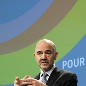 Il commissario Moscovici