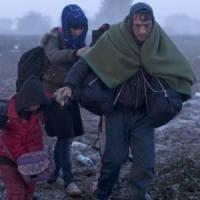 Confine serbo-croato, il sogno dei migranti lungo la rotta dell'Europa orientale