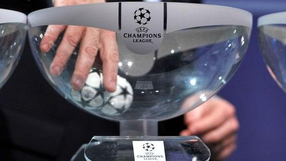 Nuova Champions League ed Europa League: ecco tutte le novità