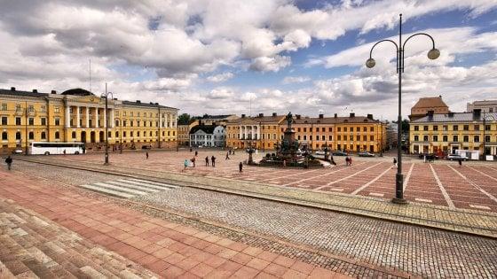 """Helsinki verso il sogno di città a """"zero emissioni"""" entro 2035"""