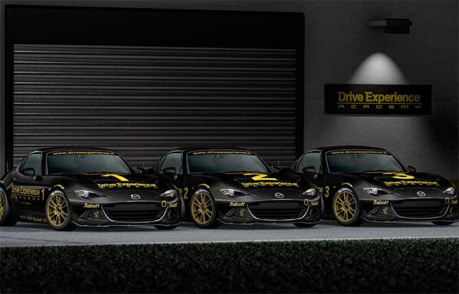Mazda MX-5 regina della Drive Experience Academy