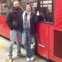 Dennis, un bus londinese trasformato in libreria.