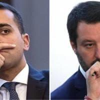 Salvini smonta Di Maio: