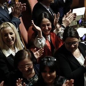 Senato, scontro M5S-Pd: ai dem neppure un questore. Taverna, La Russa, Calderoli e Rossomando vicepresidenti